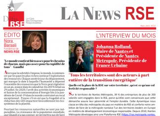 La News RSE N°23 Mars 2021