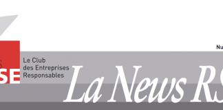 Newsletter du club Défis RSE dec 2014