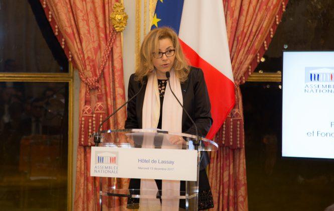 Lancement des Trophées Défis RSE 2018 Nora Barsali