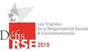 Logo défis RSE 2019