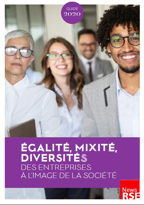 Guide Egalité, mixité, diversité 2020- les guides RSE