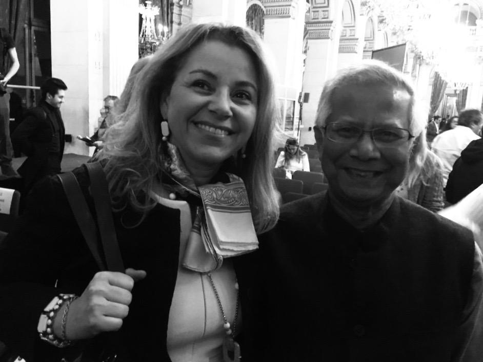 Muhammad Yunus - Prix Nobel de la paix